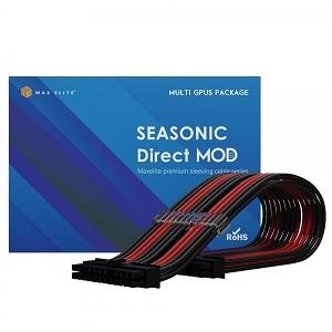 시소닉 Direct MOD Multi GPUs Package[레드블랙]