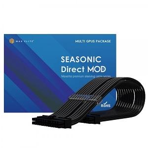 시소닉 Direct MOD Multi GPUs Package[블랙]