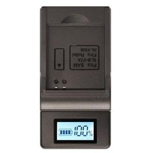 제이티원 NP-90 호환 LCD싱글충전기