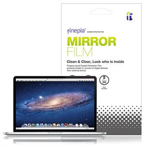 카라스 파인피아 애플 맥북프로 13형 2019년형 MV962KH/A 미러 필름