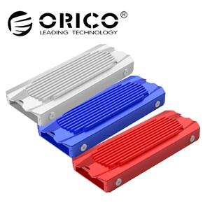 ORICO M2SRB SSD M.2 알루미늄 방열판 케이스[레드]