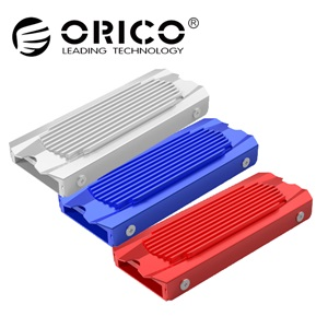 ORICO M2SRB SSD M.2 알루미늄 방열판 케이스[블루]
