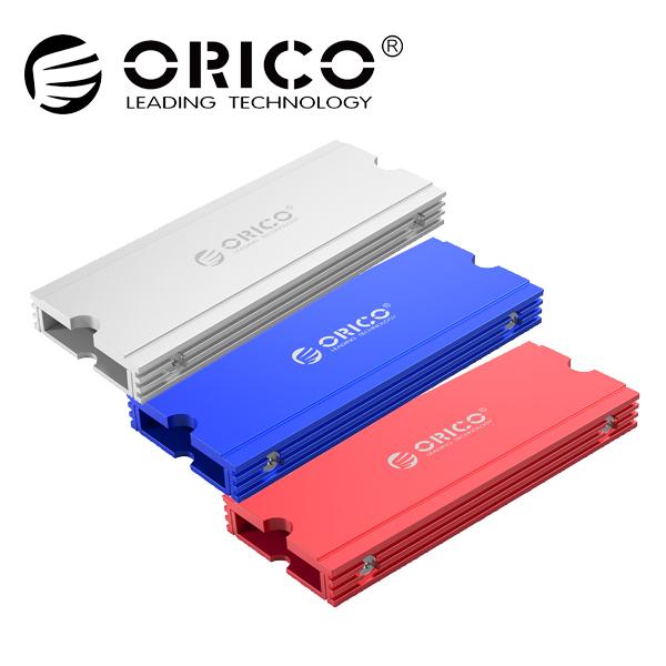 ORICO M2SRA SSD M.2 알루미늄 방열판 케이스[실버]