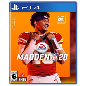 EA 매든 NFL 20 해외판 (PS4)[북미출시]