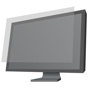 와룡물산 세이퍼 모니터 정보보안 블루라이트차단필름[17.3인치 와이드]