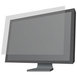 와룡물산 세이퍼 모니터 정보보안 블루라이트차단필름[23.8인치 와이드]