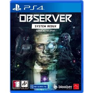 Bloober Team 옵저버: 시스템 리덕스 (PS4)[한글판]