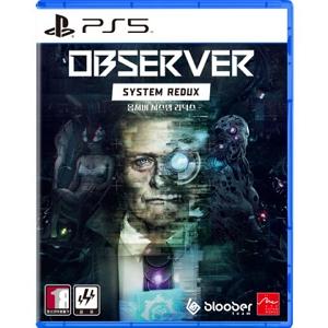 Bloober Team 옵저버: 시스템 리덕스 (PS5)[한글판]