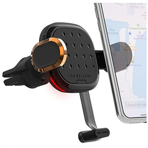 대쉬크랩 핏2세대 차량용 무선 고속충전 핸드폰 거치대 (DCF-100)