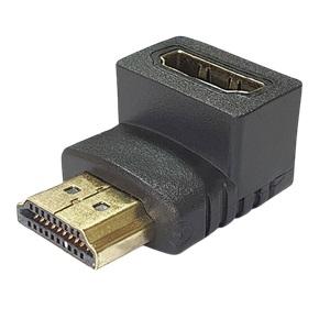 맥스텍 HDMI(M/F) 하향꺾임 연장젠더(MT145)