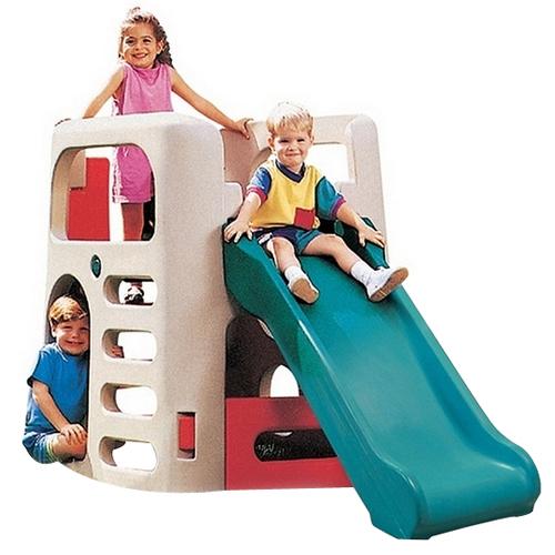 구니카 스텝2 큰집 놀이터 미끄럼틀