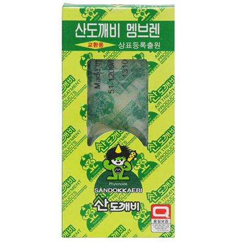 산도깨비 멤브렌 교환용 6g[6개]