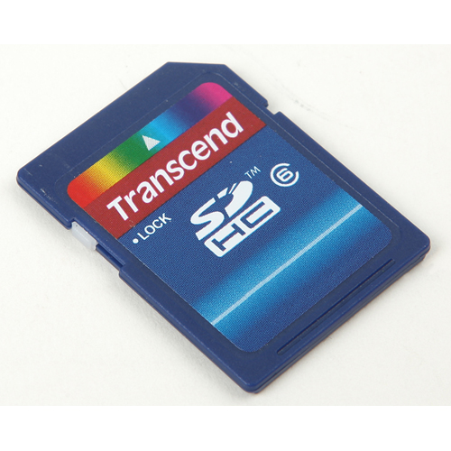 트랜센드 SD Class6[16G]