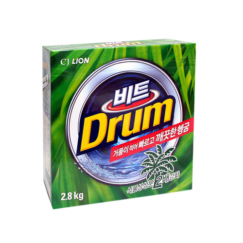 CJ라이온 비트 카톤(드럼용) 2.8kg[2개]