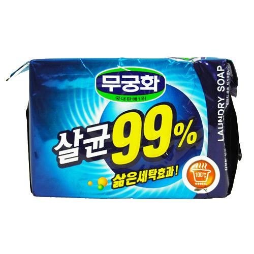 KBH한국생활건강 무궁화 살균99 세탁비누 230g[1개]