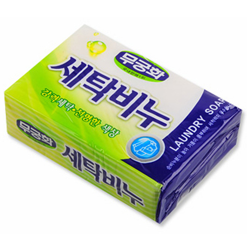 KBH한국생활건강 무궁화 세탁비누 230g[10개]