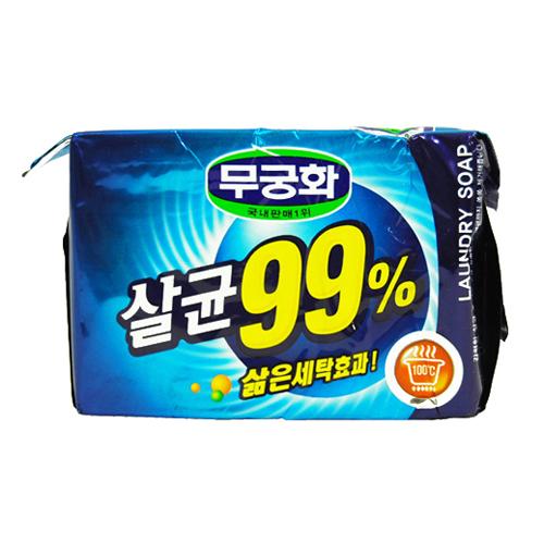 무궁화 살균99 세탁비누 230g[2개]