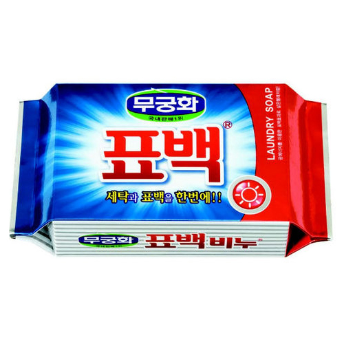 KBH한국생활건강 무궁화 표백비누 230g[1개]