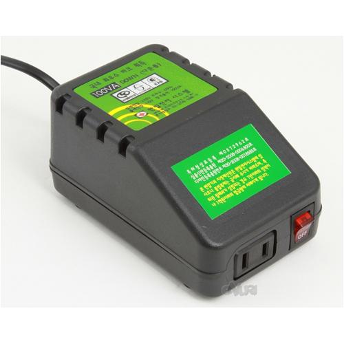 한일전자시스템 HL100D 100VA 미니트랜스(다운용)
