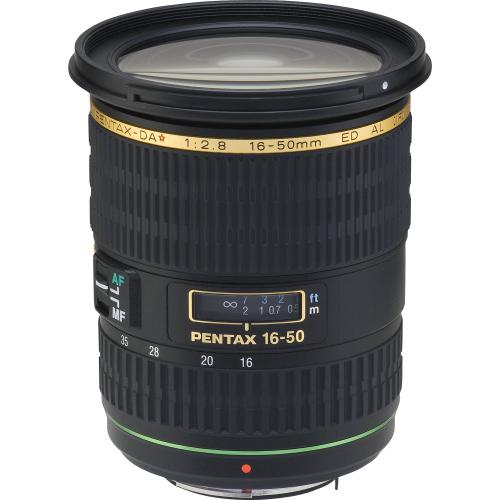 펜탁스 smc PENTAX DA Star 16-50mm F2.8 ED AL IF SDM[병행수입]