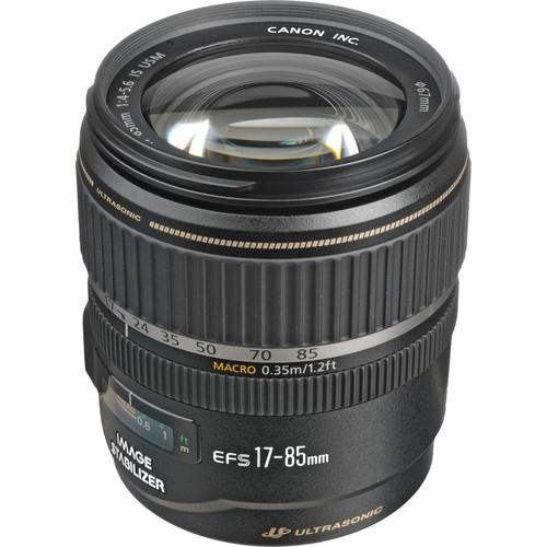 캐논 EF-S 17-85mm F4-5.6 IS USM[병행수입]