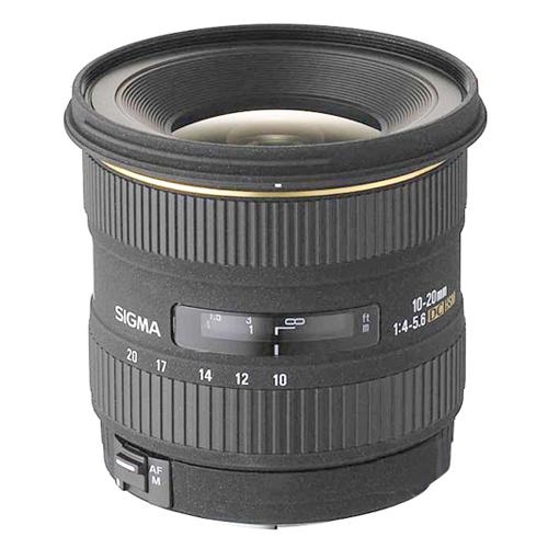 Sigma 10-20mm F4-5.6 EX DC HSM 니콘용[정품]