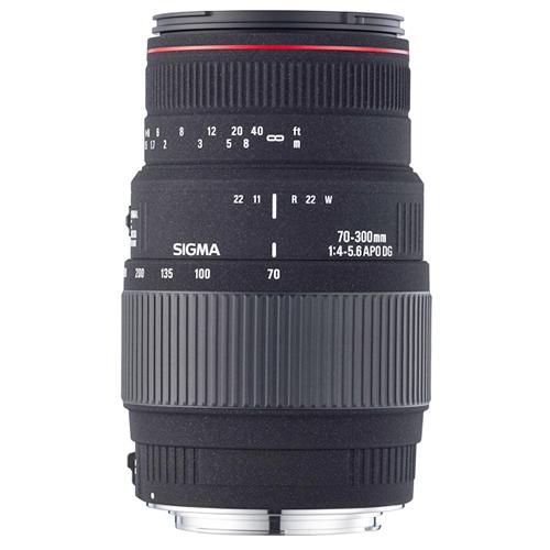 Sigma APO 70-300mm F4-5.6 DG Macro 니콘용[정품]