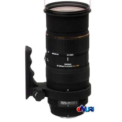 Sigma APO 50-500mm F4-6.3 EX DG HSM 니콘용[정품]