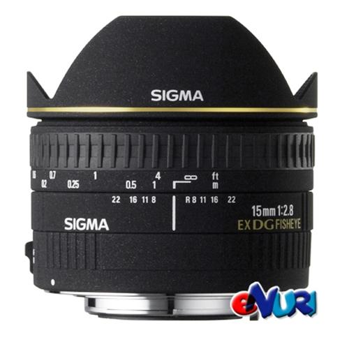 Sigma 15mm F2.8 EX DG DIAGONAL FISHEYE 니콘용[정품]