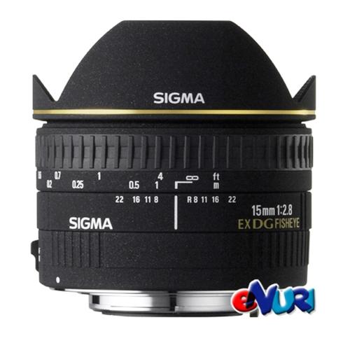 Sigma 15mm F2.8 EX DG DIAGONAL FISHEYE 캐논용[정품]