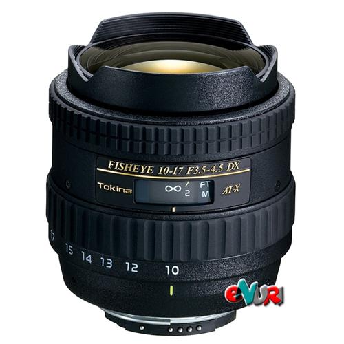 토키나 10-17mm F3.5-4.5 Fisheye(후드 있음) 니콘용[정품]