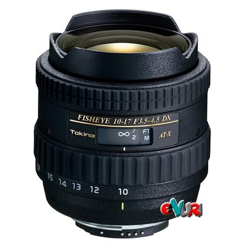 토키나 10-17mm F3.5-4.5 Fisheye(후드 있음) 캐논용[정품]