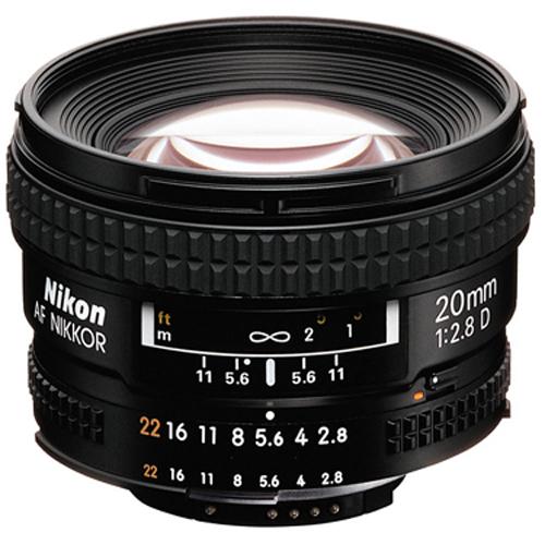니콘 AF NIKKOR 20mm F2.8D[정품]