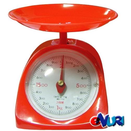 경인산업 경인 주부저울 (2kg)
