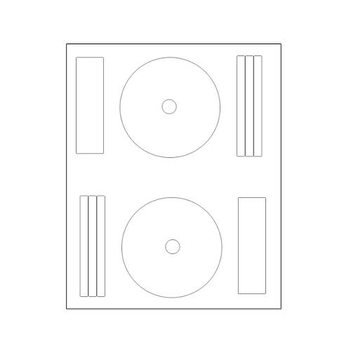 한국폼텍 IJ-3642AP[100매]