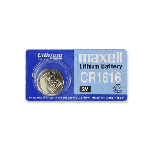 맥셀 CR1616[1개]