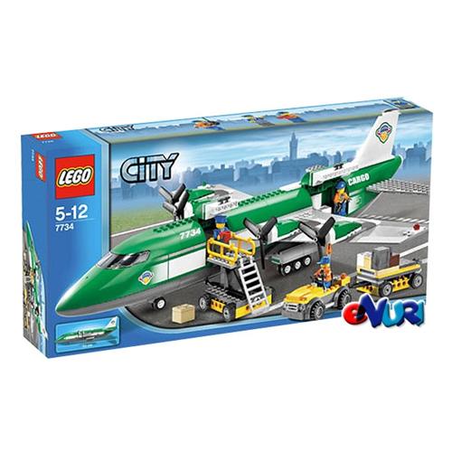 레고 시티 화물 비행기 (7734)