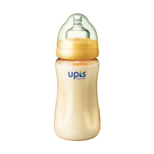 유피스 엄마품애 소프트클린 PES젖병 느린단계[300ml,1개]