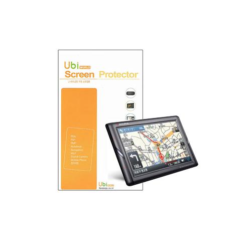 유비코퍼레이션 UBACC 아이나비용 LCD 액정보호필름[아이나비 ES100]