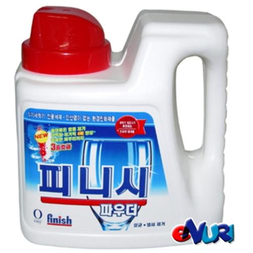 옥시 피니시 식기세척기 전용세제 파우더 1kg[1개]