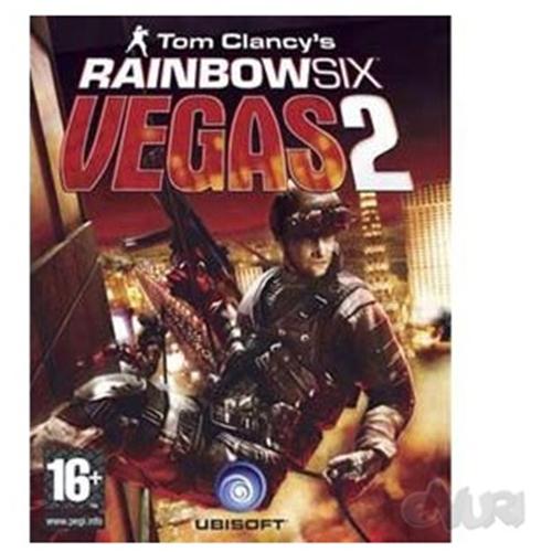 UBIsoft 레인보우 식스 베가스2 (PS3)
