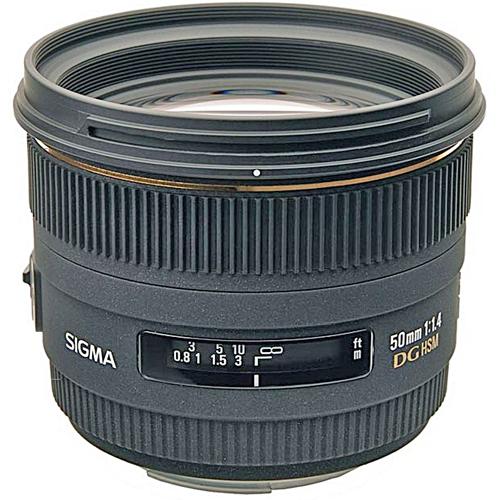 Sigma 50mm F1.4 EX DG HSM 니콘용[정품]
