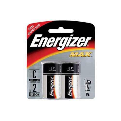 에너자이저 MAX C형[2개]