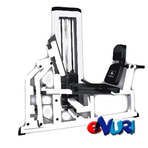 캐비야 레그프레스 머신 (W206-14)