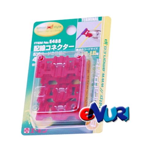 아몬 E488 배선커넥터 (4개)