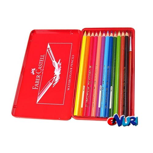 파버카스텔 학생용 수채색연필[12색]