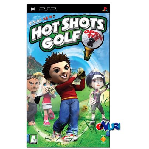 SIE 모두의 골프 포터블2 (PSP)[영어자막]