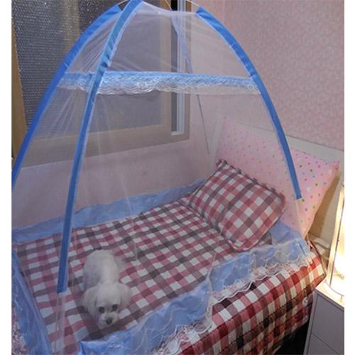 에반스 원터치 유아 모기장