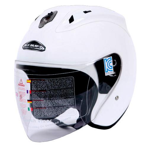 코모 668 오픈페이스 헬멧