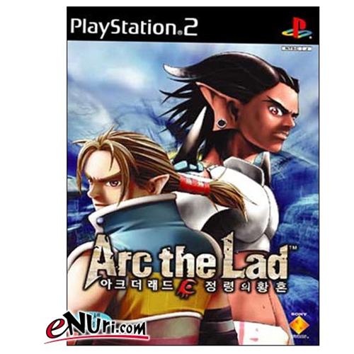 SIE 아크 더 래드4-일반판 (PS2)